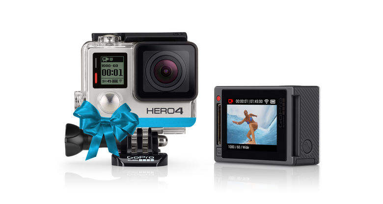 GoPro Hero 4 silver + accessories Hoping to notch up her Instagram game, Loren Rowney wishes for the Go Pro Hero4 camera. With built-in Wi-Fi and Bluetooth for instant uploads.