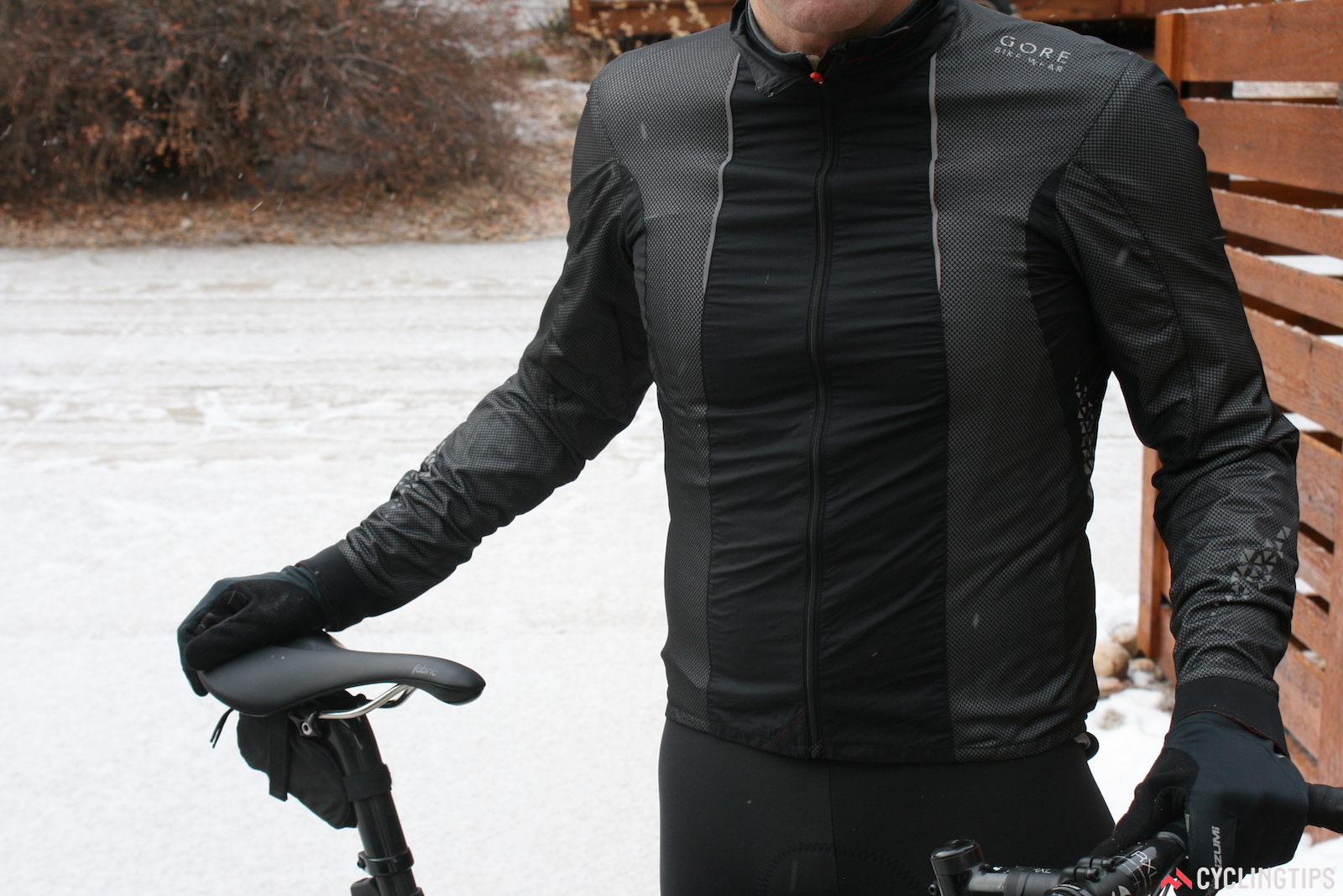 Gore Xenon 2.0 Windstopper Active Shell jacket