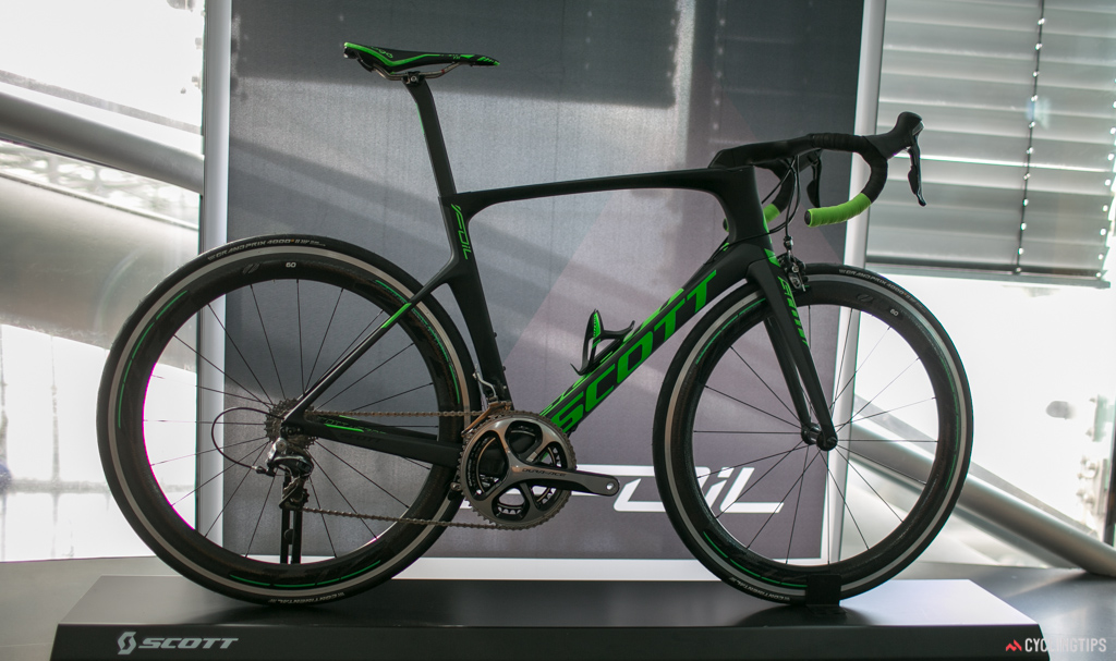 The Scott Foul Team Issue, the second-tier option behind the Premium edition.