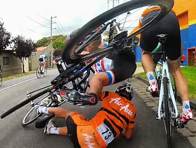 Image by James Dunn (screenshot capture from GoPro)