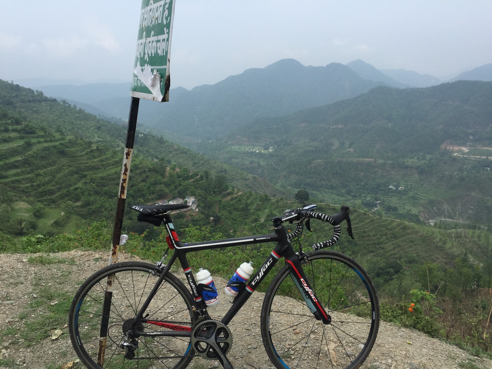 Cycling in India