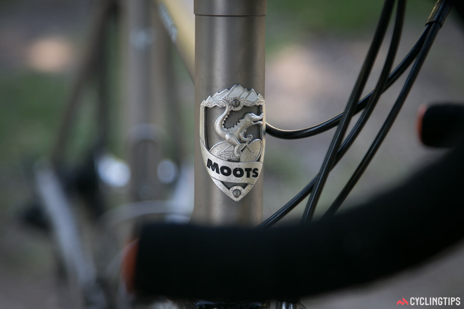 Bikes of the staff bunch- Moots Vamoots CR