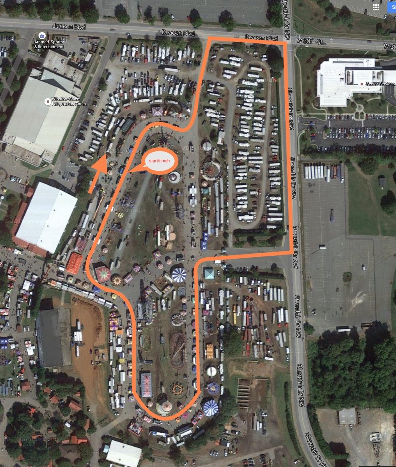 US Masters new crit course