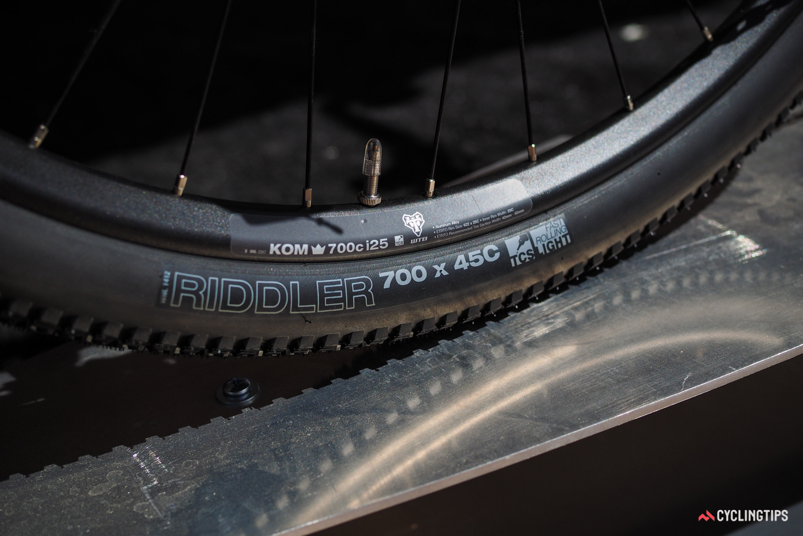 """There was once a time when the only thing people wanted to know about a new bike was how much it weighed. Now, the most common question is, """"How big a tire can I fit?"""""""