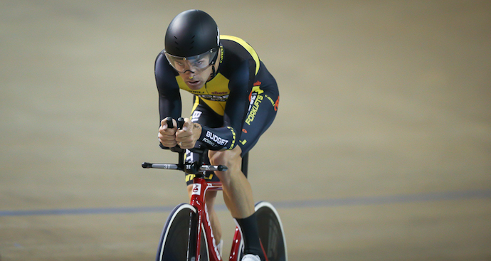 Jack Bobridge used The Turbine during his attempt at the hour record in January 2015.