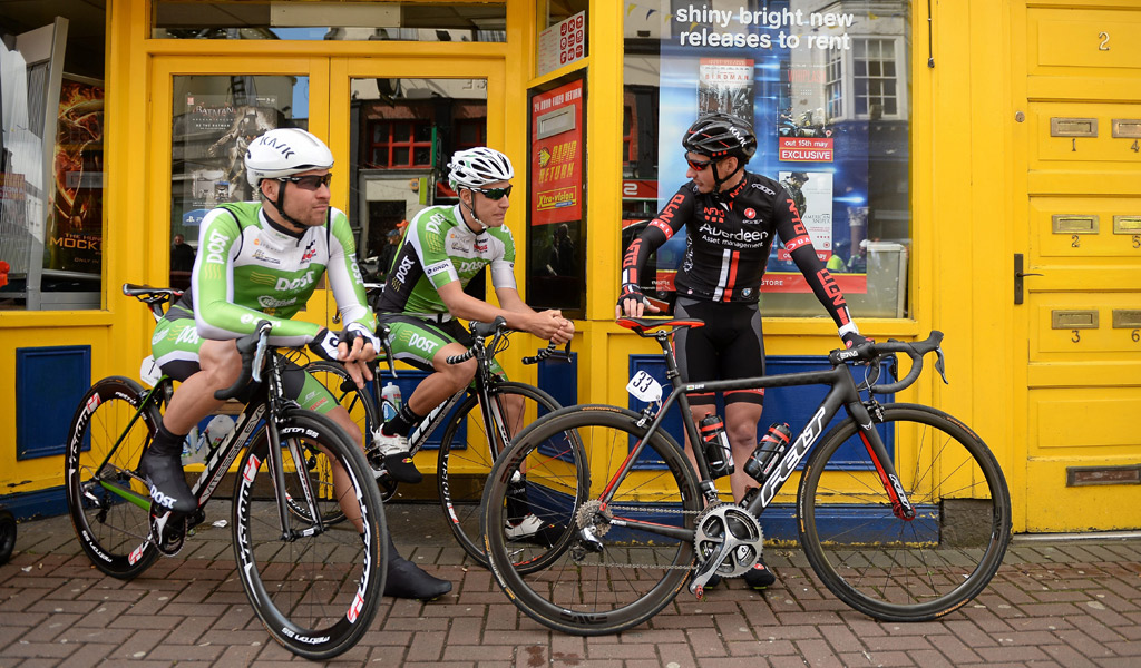 2015 An Post Rás - Stage 3 - Tuesday 19th May