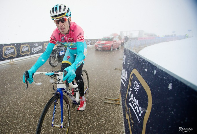 Vincenzo Nibali was heads and tails better than anyone else in the 2013 Giro d'Italia