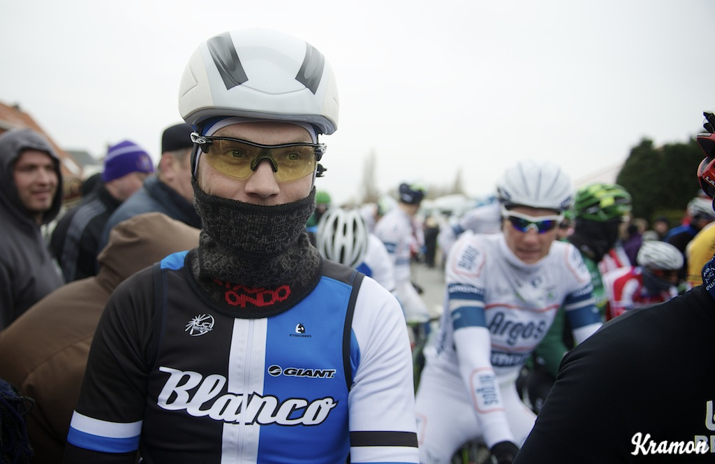 Freezing cold, super-hard, early season European races? We'd much rather ride in Australian in summer.
