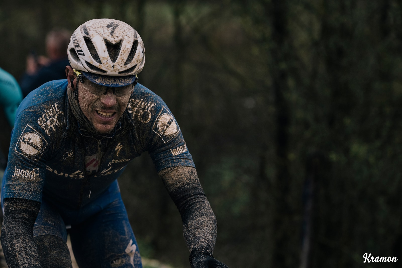 Philippe Gilbert at Strade Bianche 2018