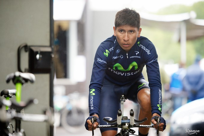 Colombian Nairo Quintana is one of the top favourites.