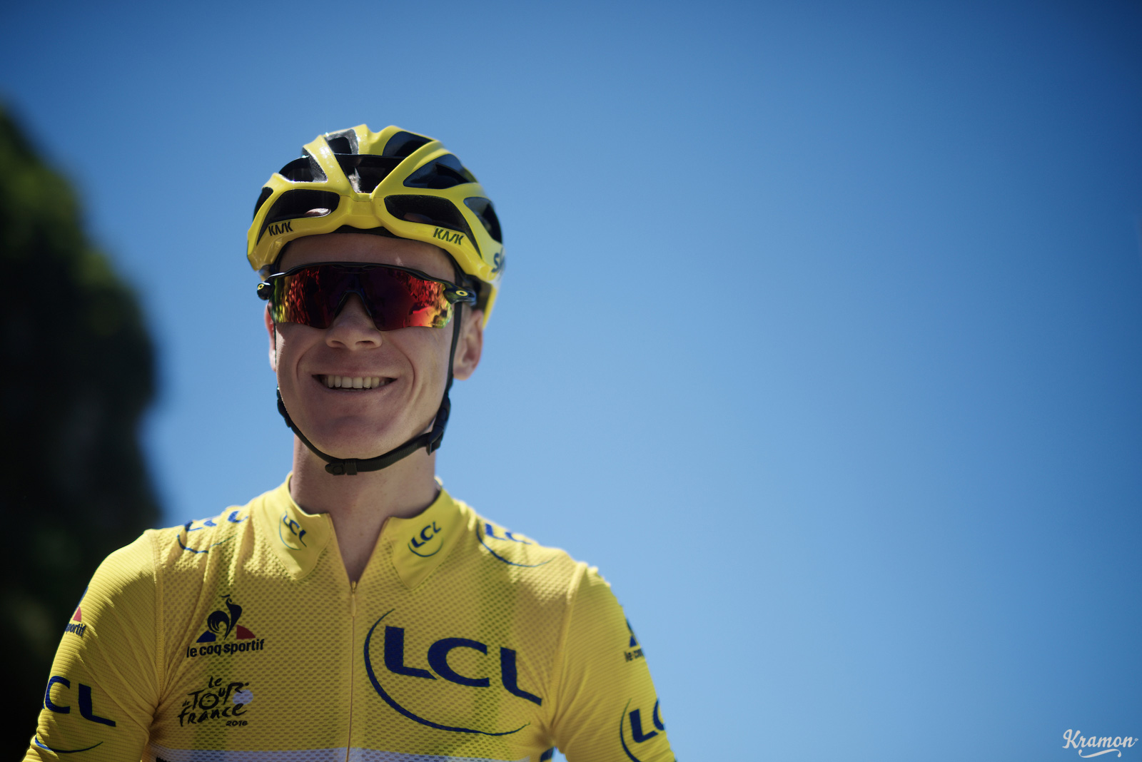 Will Chris Froome be back in yellow and smiling again next July?