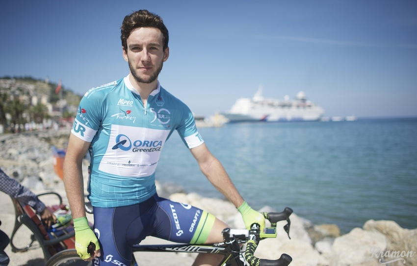 Adam Yates holds a one-second lead going into the final stage.