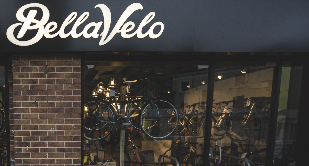 """""""Women have different needs and expectations when they walk into any store and with Bella Velo we want to provide the experience they are looking for."""""""