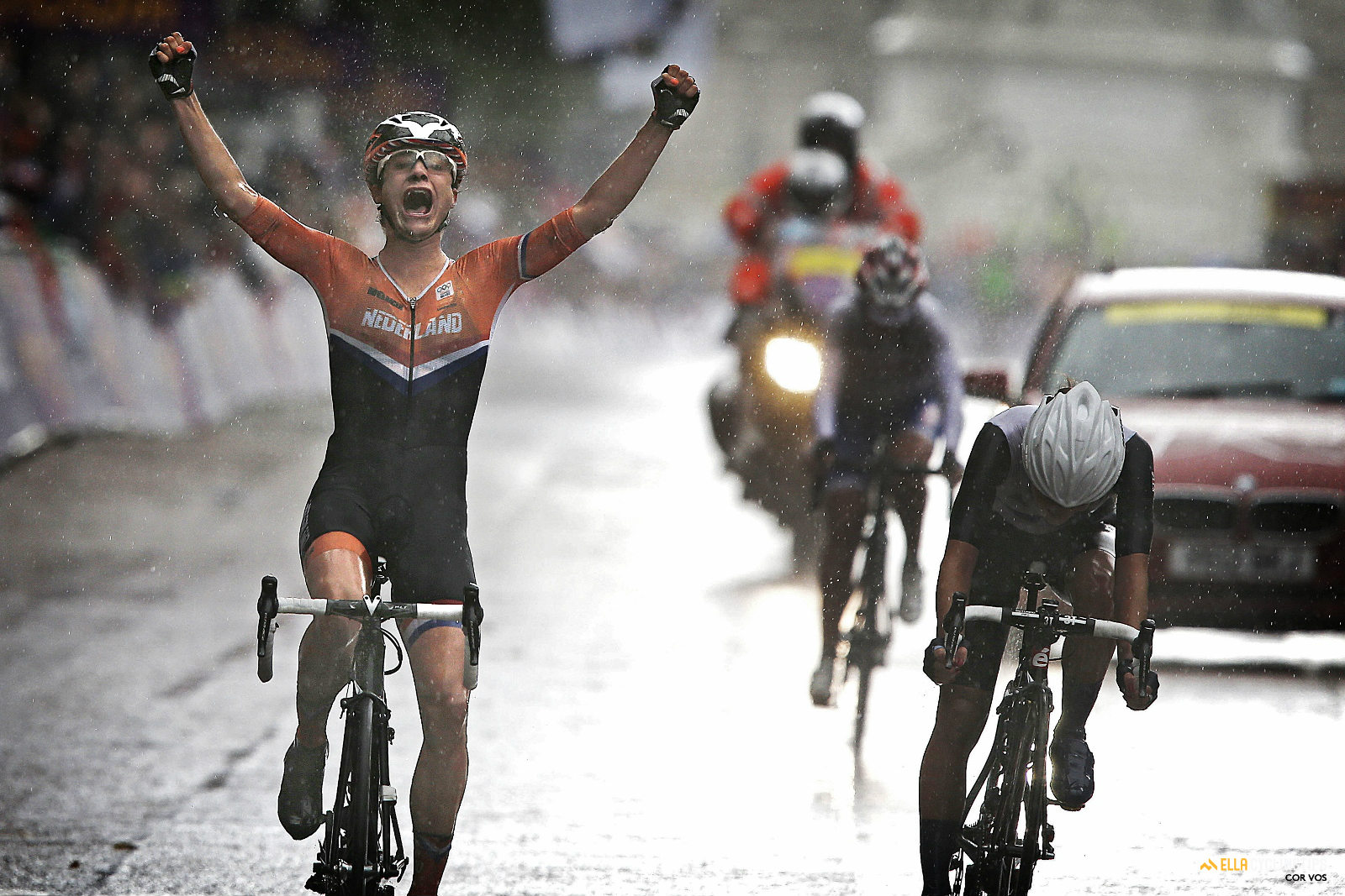 London Olympics Marianne Vos