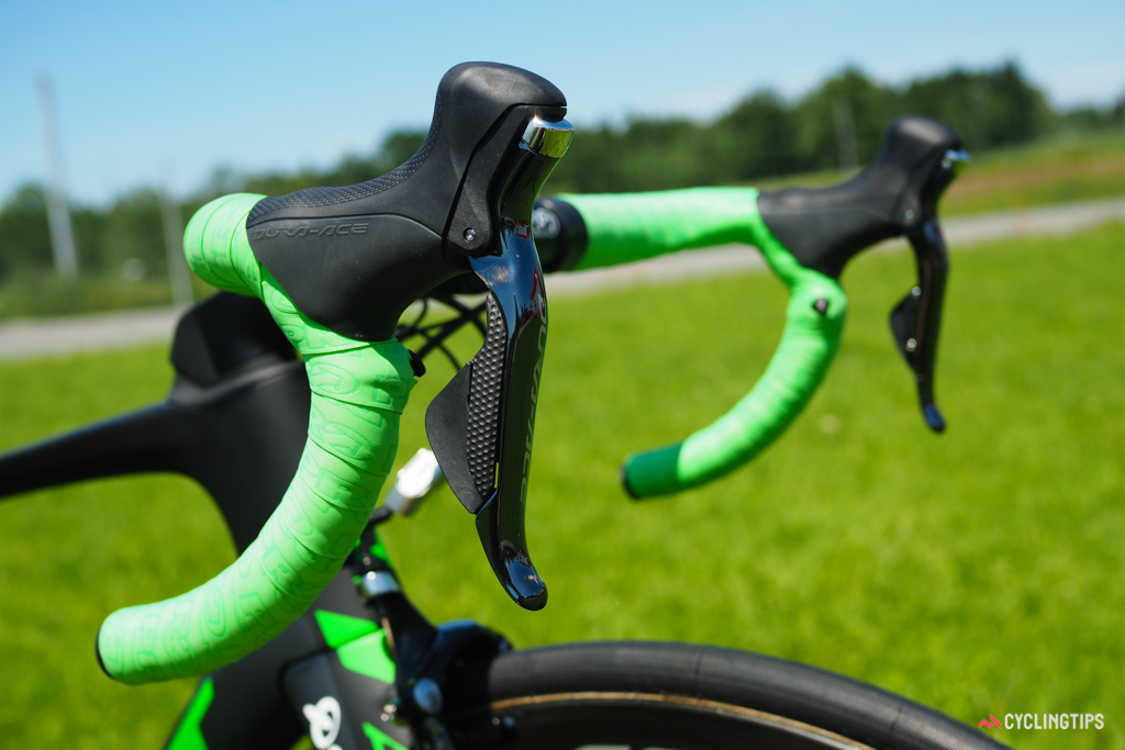 Electronic drivetrains now well outnumber mechanical ones at the top levels of racing.