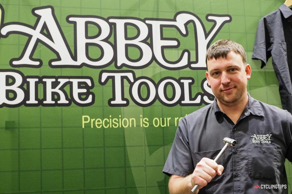 Jason Quade of Abbey Bike Tools has almost singlehandedly changed how many of us think about bike tools.