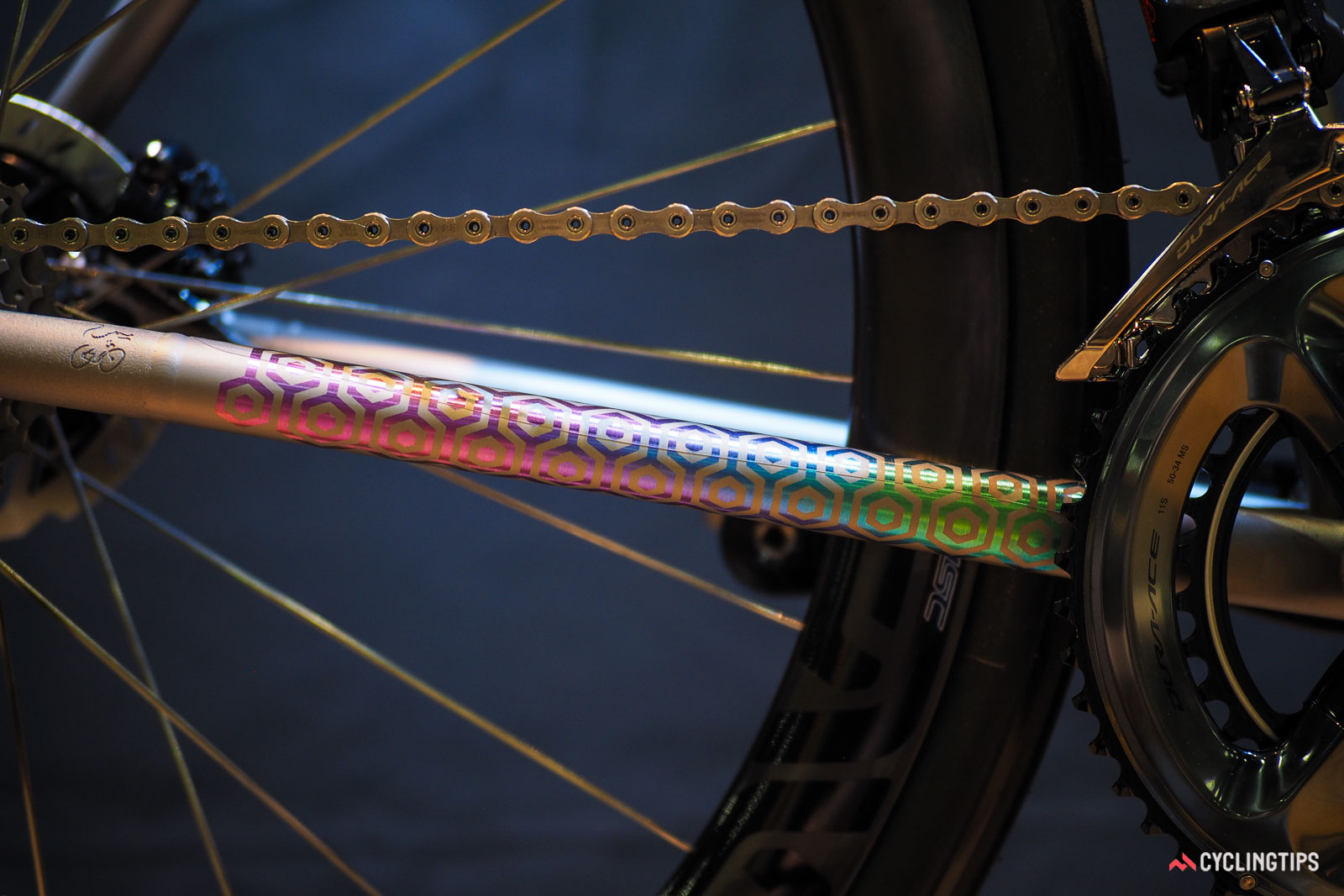 Moots anodizing
