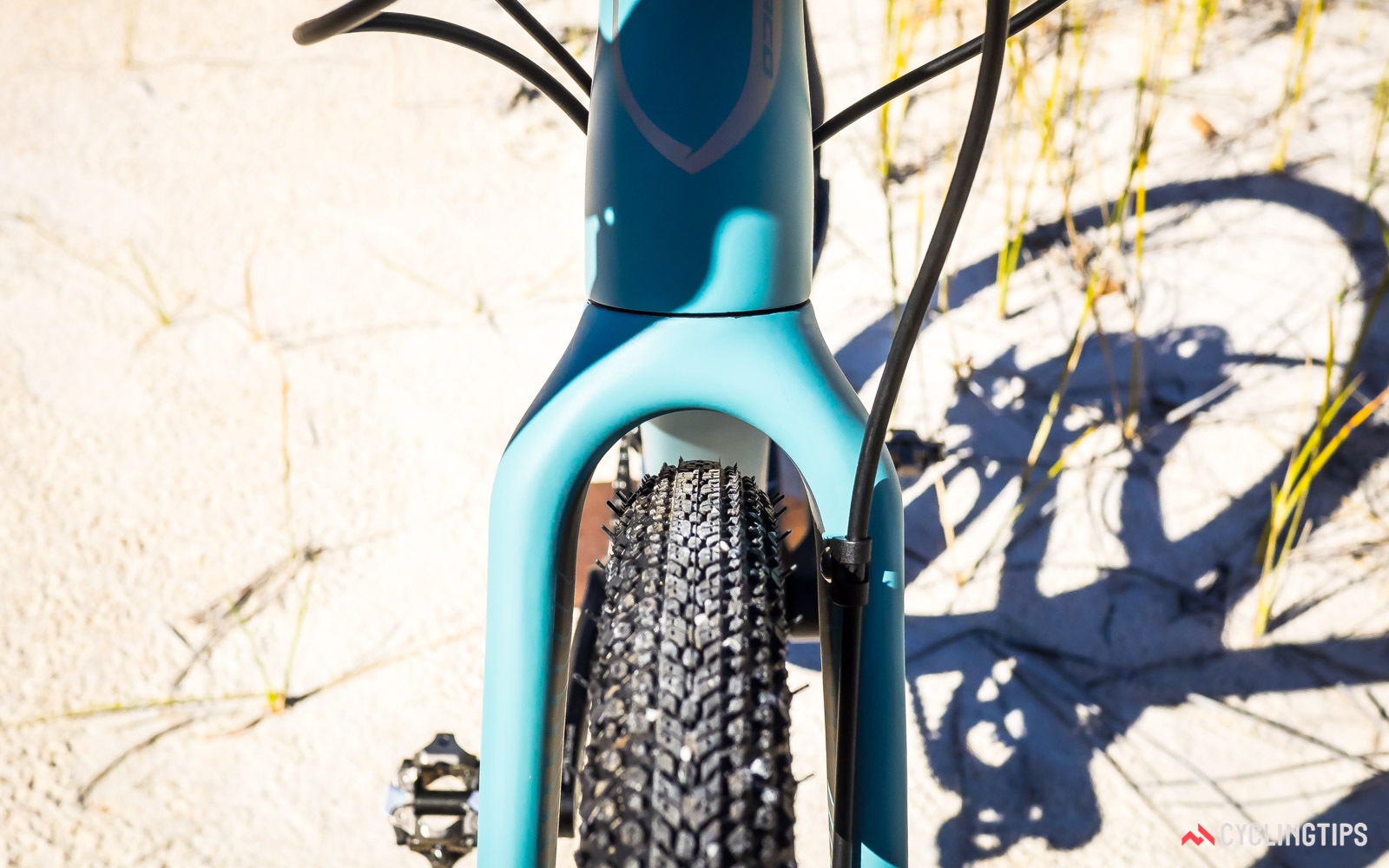 Norco-2018-Search-XR-Carbon-Ultegra-tyre-clearance