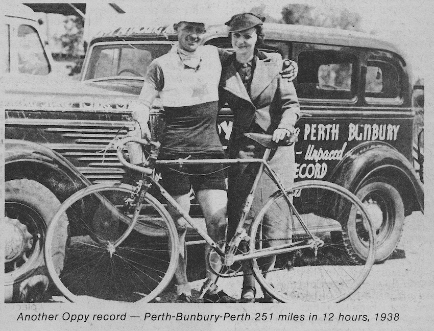 Source: National Cycling and Triathlon Magazine, January 1985.