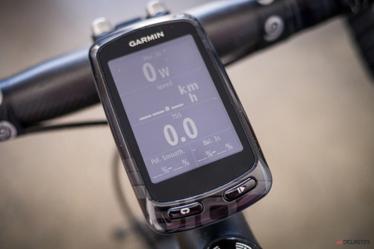 Besides displaying raw power, there are many other measurements that can be diplayed including L/R power balance, TSS score, Pedal smoothness, watts/kilo, torque effectiveness, etc.