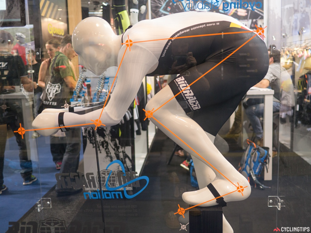 Bioracer may not sponsor any ProTeam but you will have seen this on the back of many professionals.