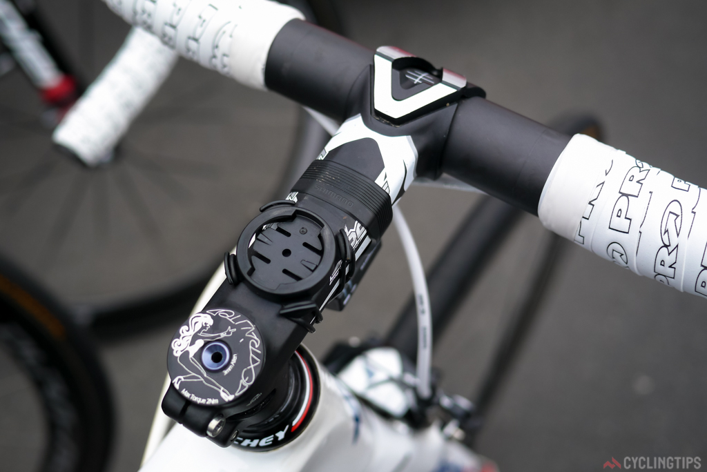 PRO Vibe stem amtched with Pro's carbon