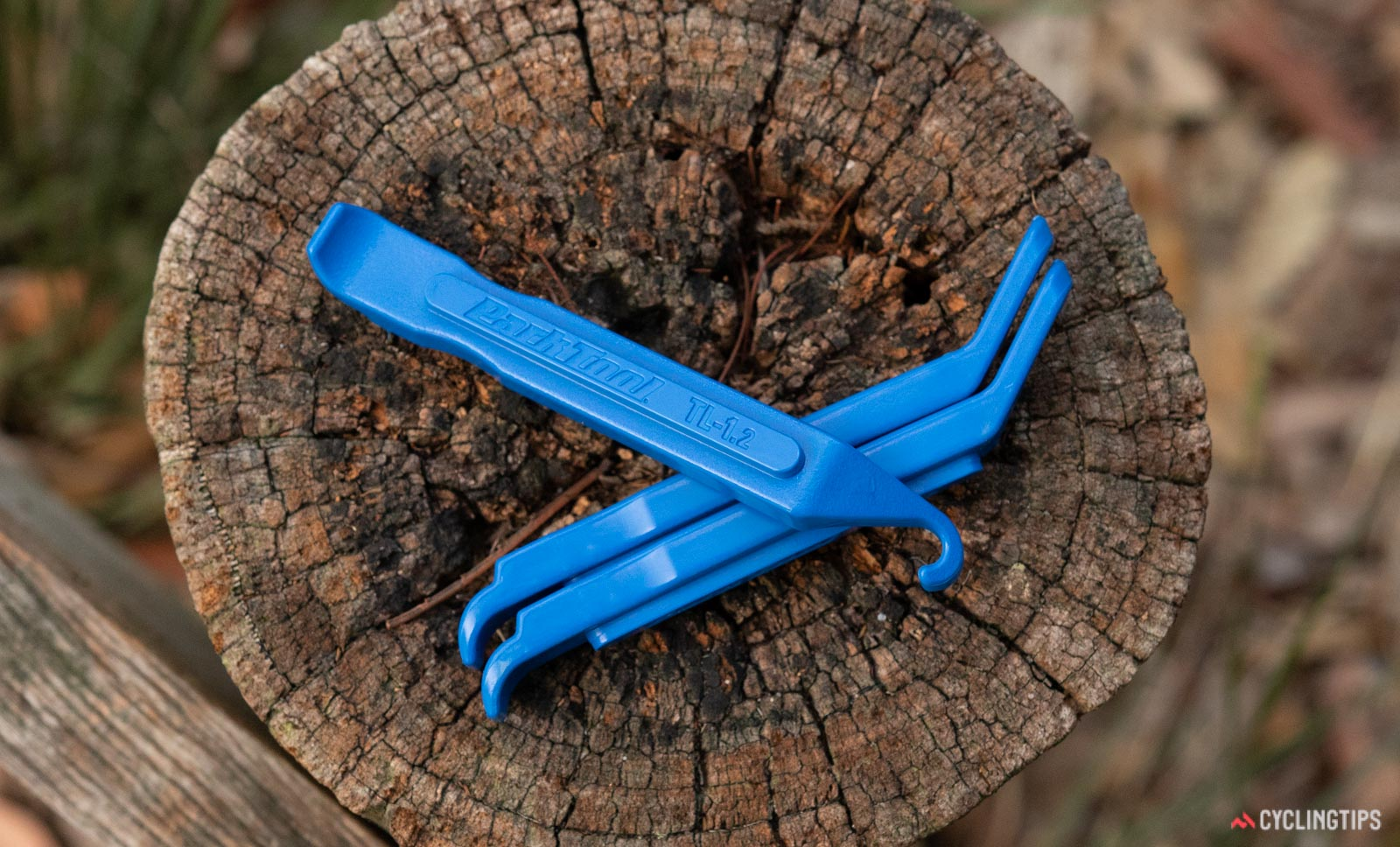 Park Tool tyre levers