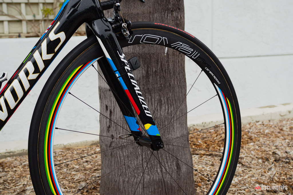 Specialized struggled for years to get its Roval wheels into the top tiers of the sport but it's only been fairly recently that teams, riders, and mechanics have deemed them good enough to go head-to-head with more established brands.