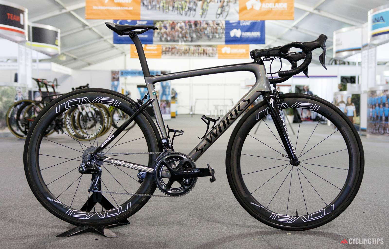 Specialized S-Works Tarmac SL6 Peter Sagan Limited