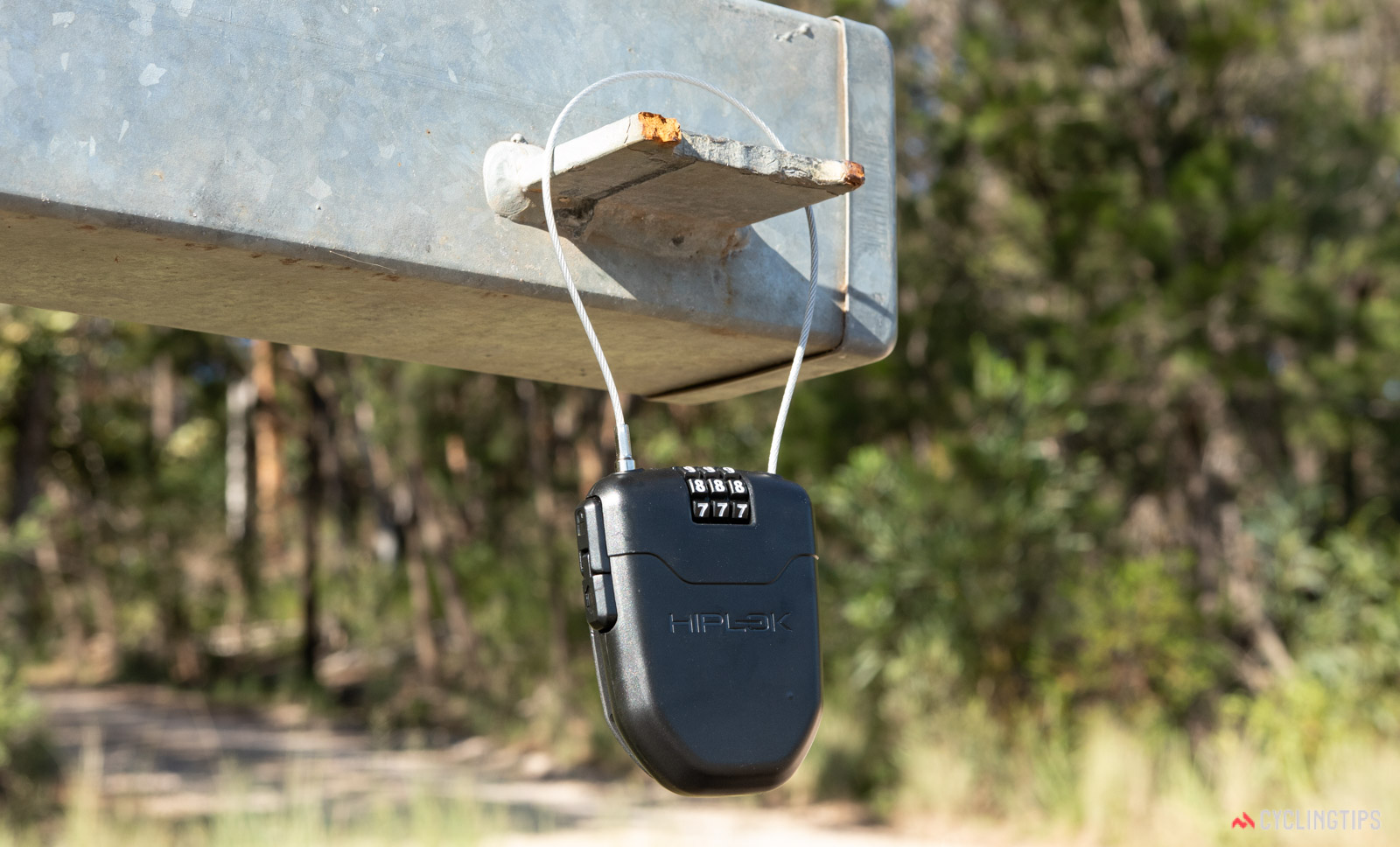 Hiplok FLX pocket cable lock review