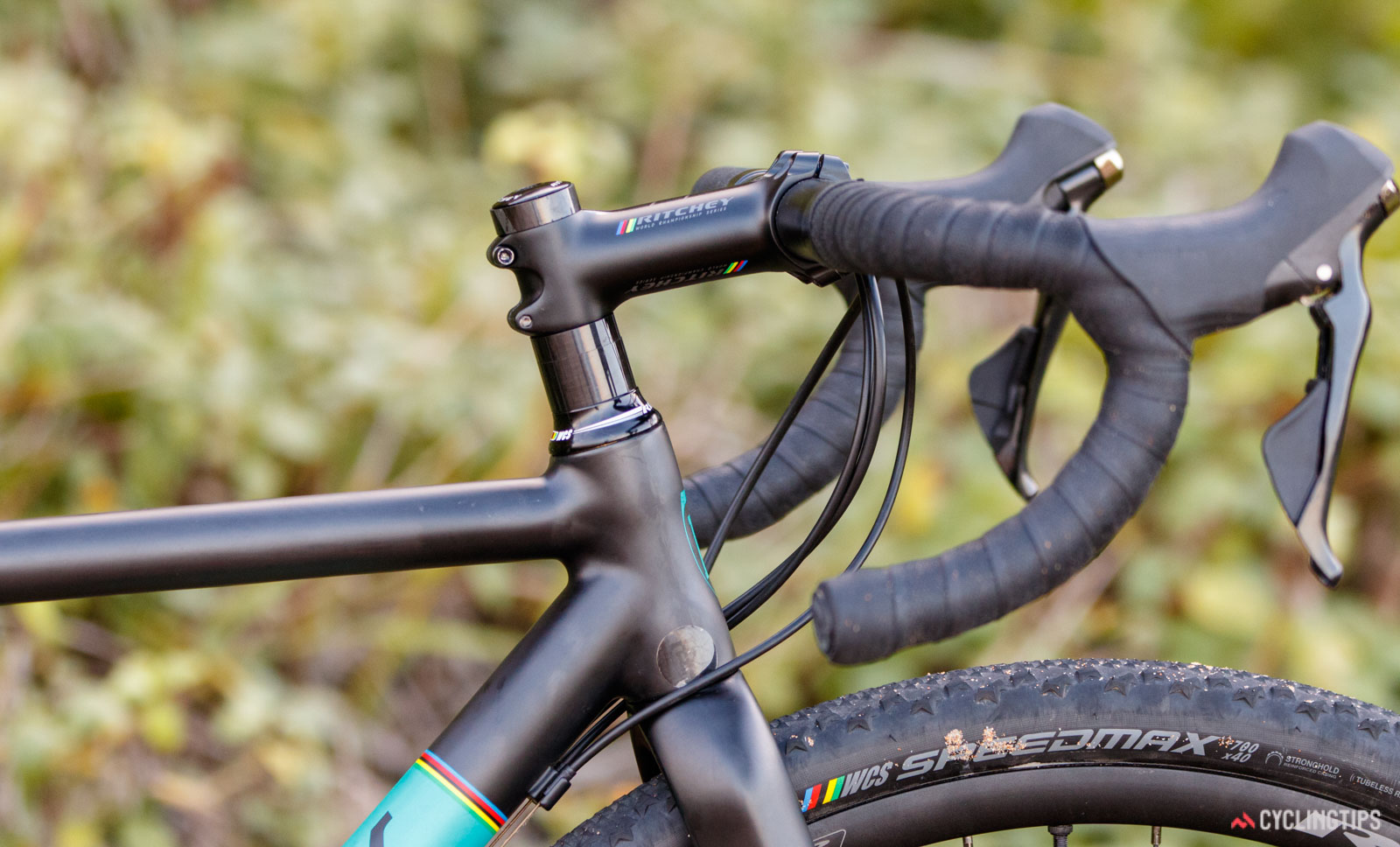 Ritchey Outback Carbon Break-Away front end
