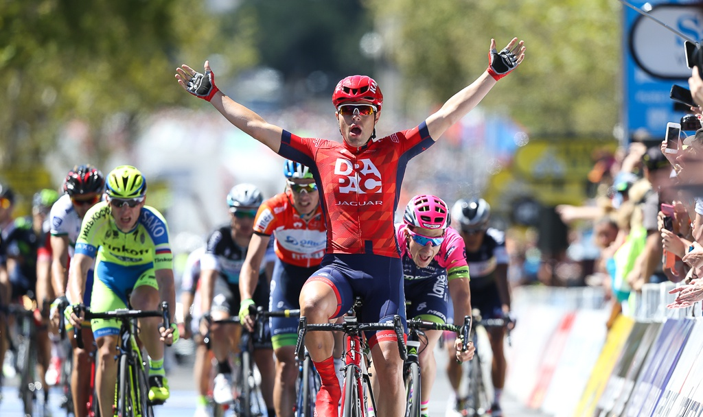 It's been a great week for Wouter Wippert with two third-places and now a win. It's going to be a big year for the Dutchman.