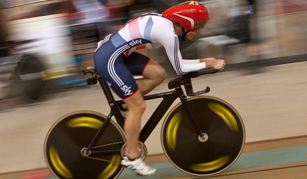 Sarah Storey will be attempting the hour record this weekend (Saturday, Feb. 28).