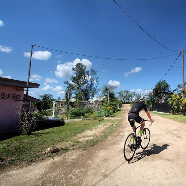 """""""To explore new places and cultures in the non-confrontational way that only a bike allows. People the world over 'get' bikes. It's a leveller."""" - Matt"""