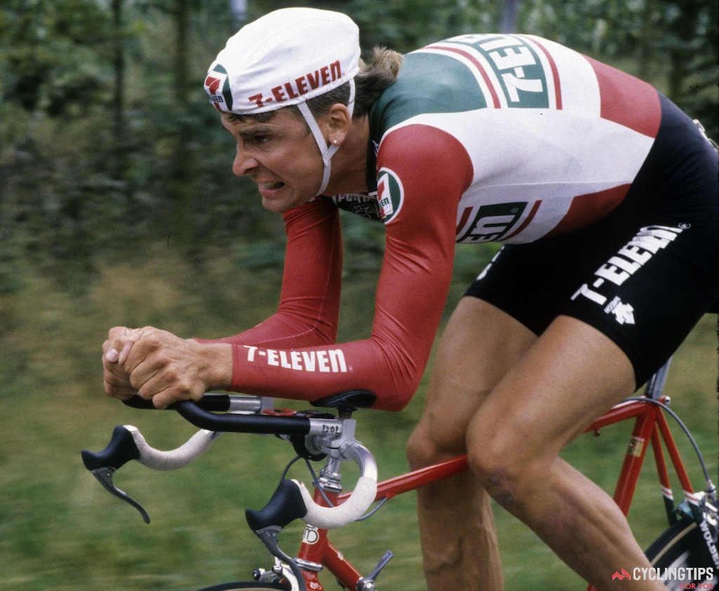 Yates rode with 7-Eleven in 1989-90 after two years with Fagor.