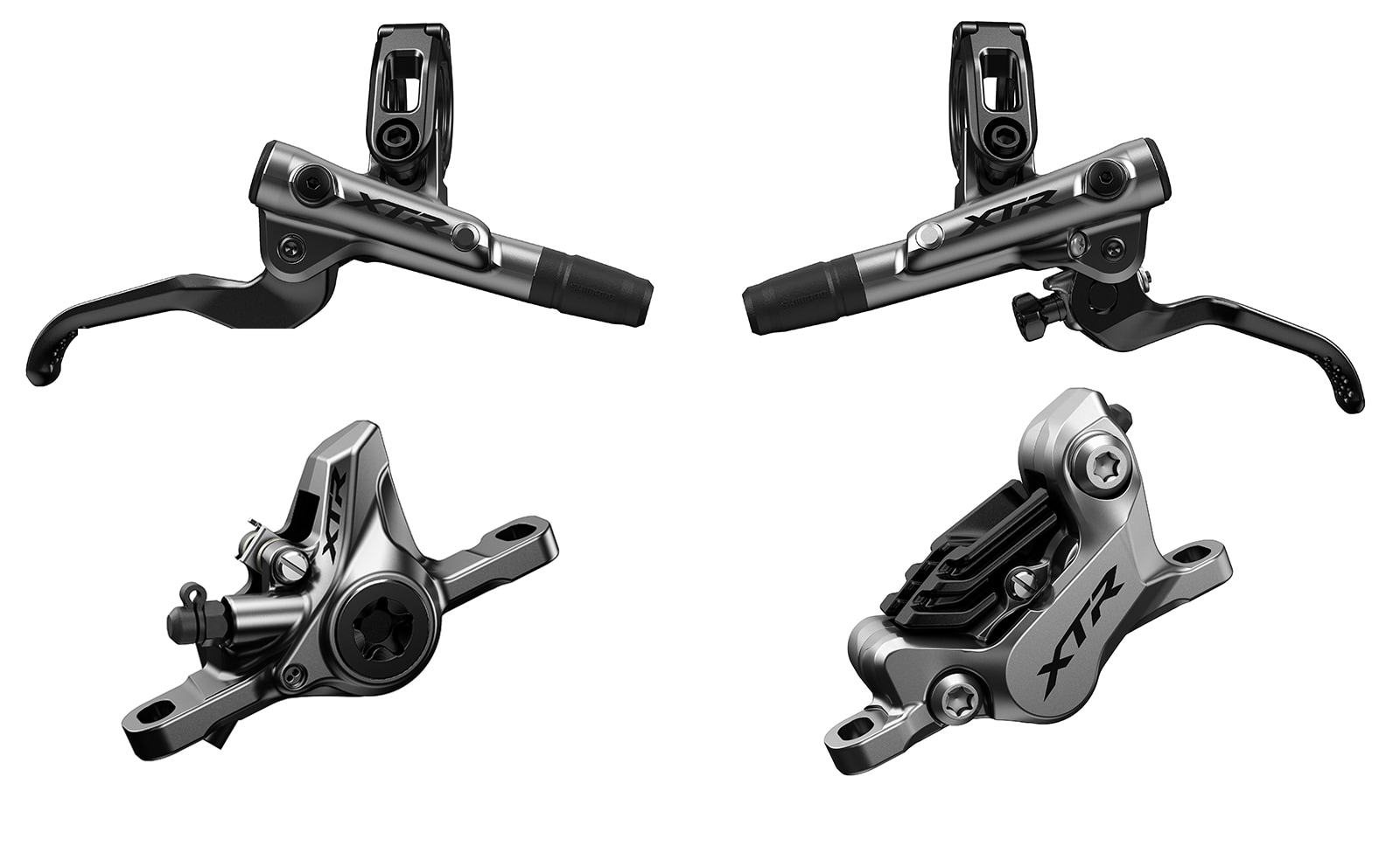XTR M9100 and M9120 brakes
