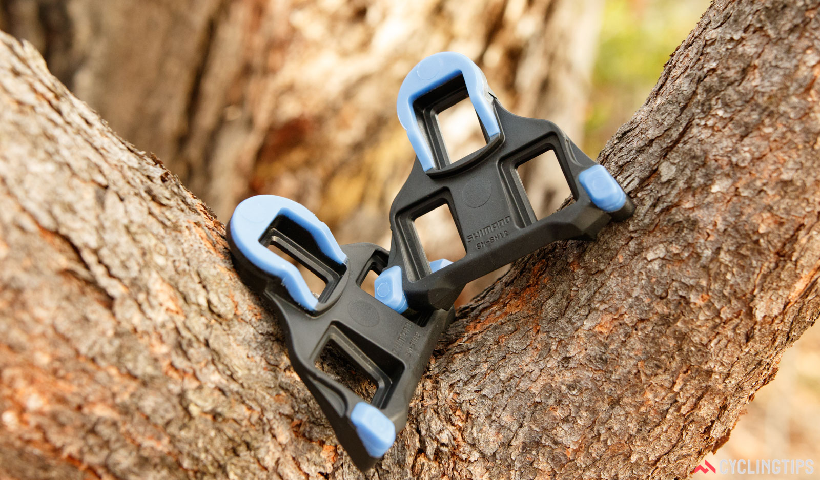 Shimano Dura-Ace R9100 pedals provided cleats