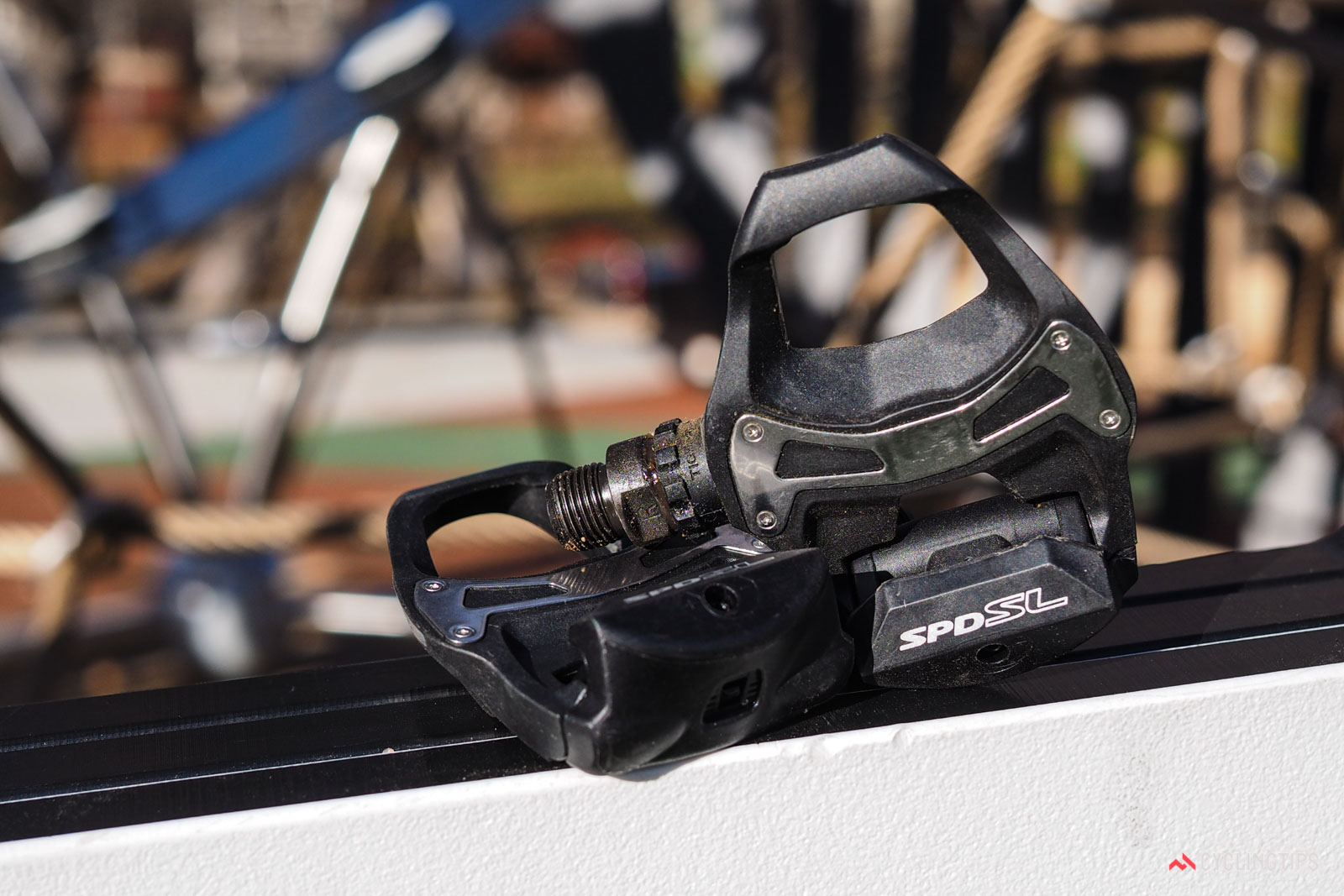 Shimano PD-R550 pedals