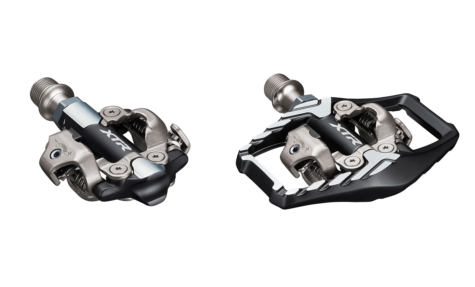 XTR M9100 and M9120 pedals