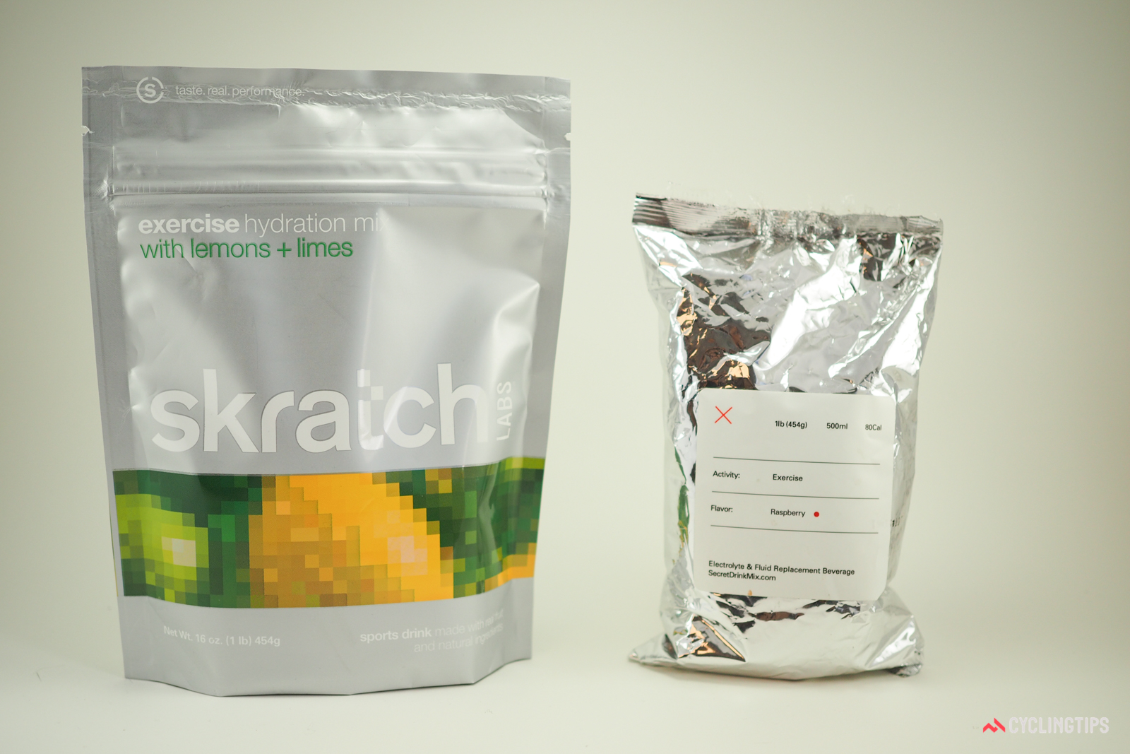 Skratch's packaging has definitely improved from those early days. Photo: James Huang.