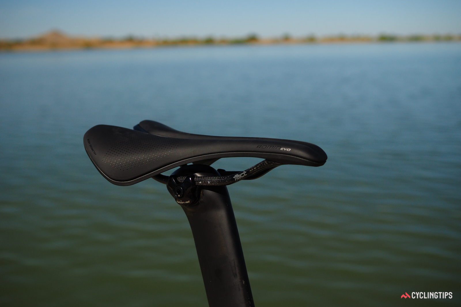 The Specialized Romin Evo was a supremely comfortable place to spend time - at least for me.