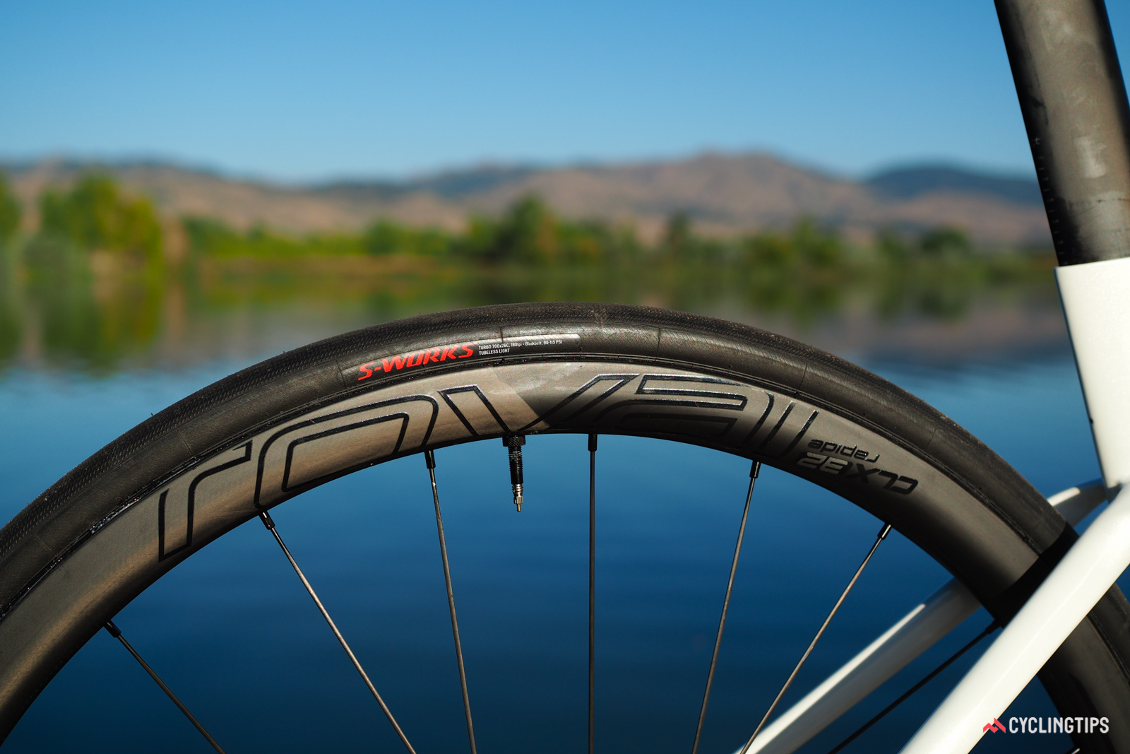 If nothing else, disc brakes wholly eliminate heat-related issues on carbon clincher rims as compared to rim brakes.