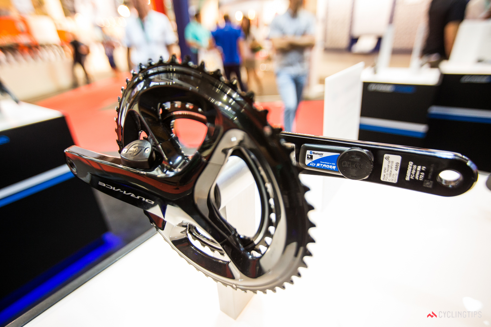Stages Cycling LR power meter
