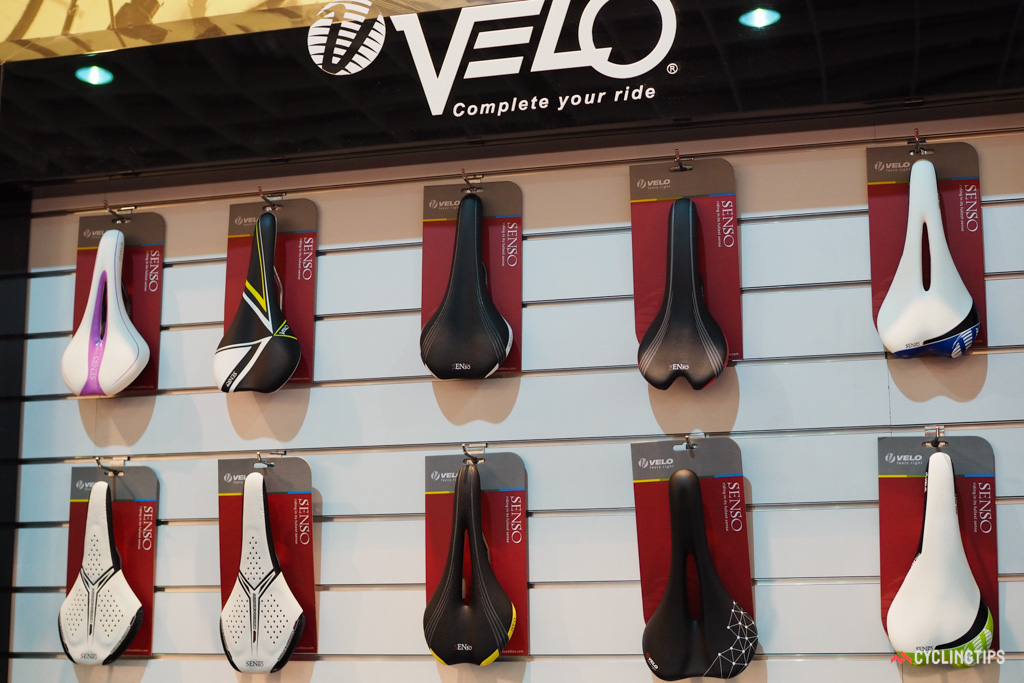 Velo has only recently been making a push to develop its own aftermarket brand.