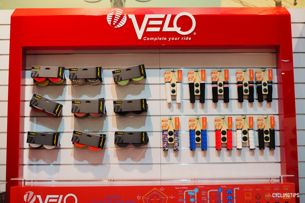 The amount of variety in Velo's manufacturing range is staggering.