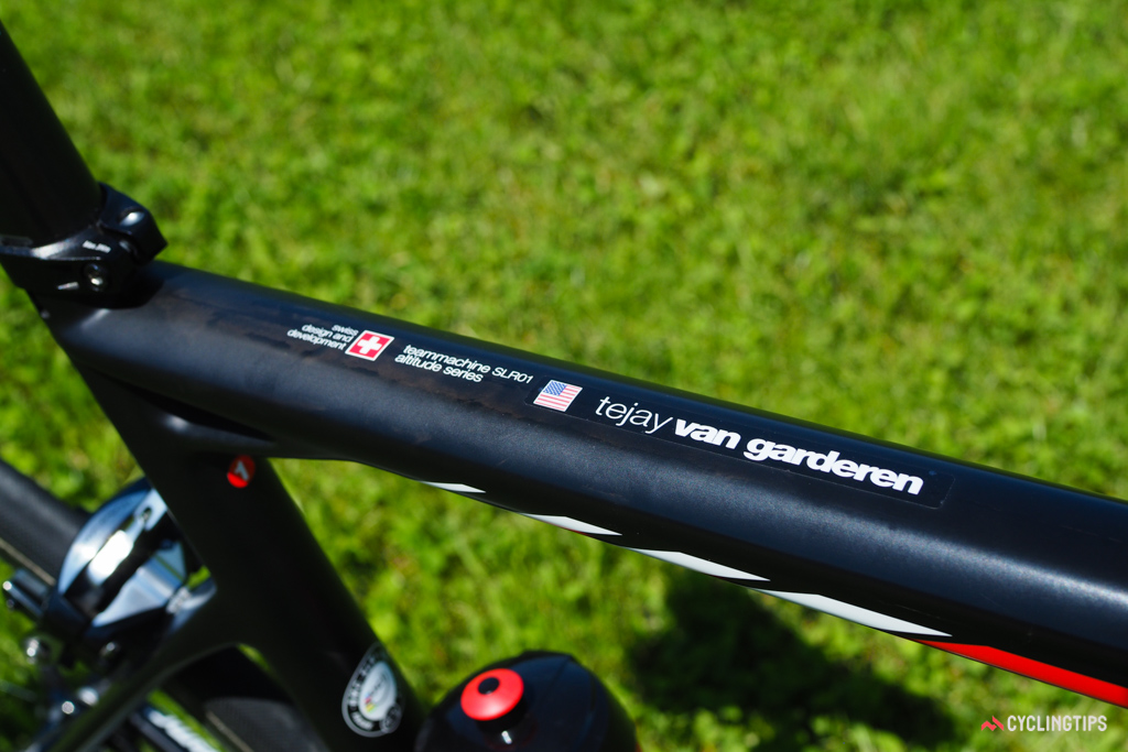Tejay van Garderen is among the best US hopes for a podium position in Paris.