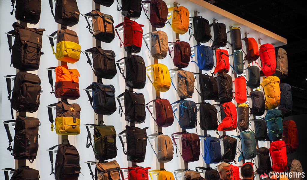 Thule is best known as a car rack company, but it also has an incredibly broad collection of bags and soft goods.