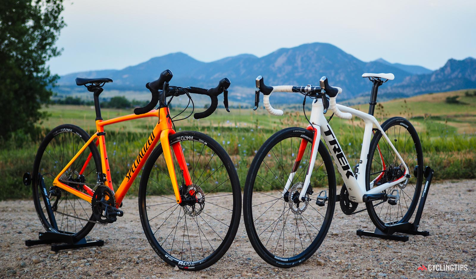 Endurance-oriented bikes have become more compliant