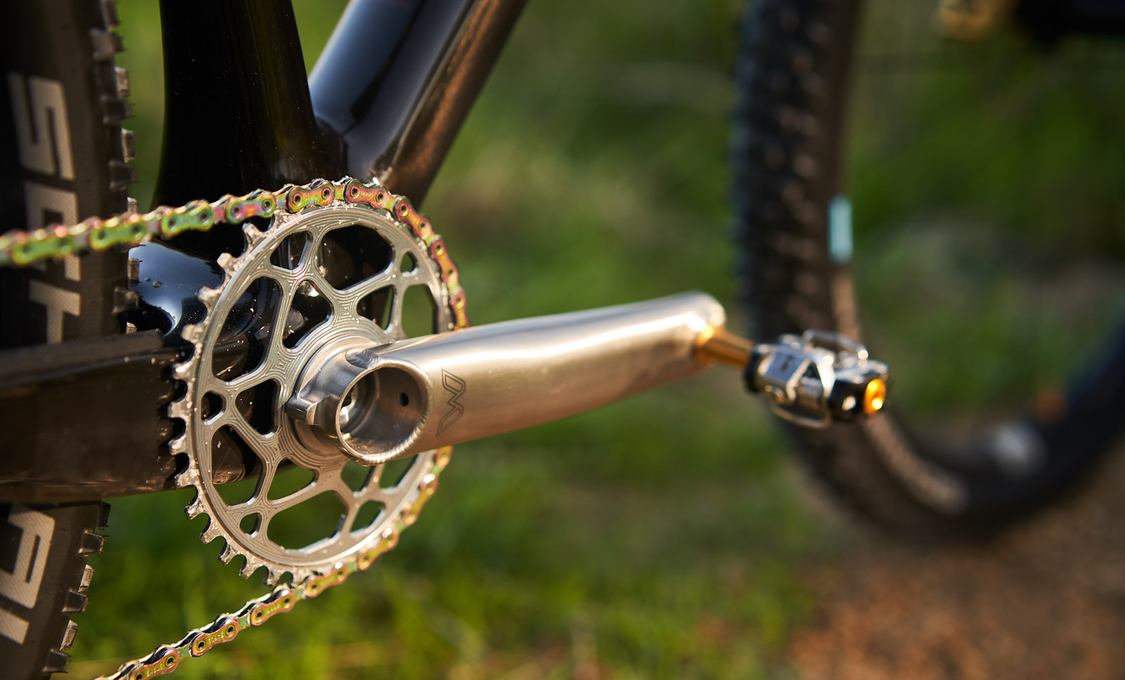 Unno Aora bikes of the bunch - dream race hardtail