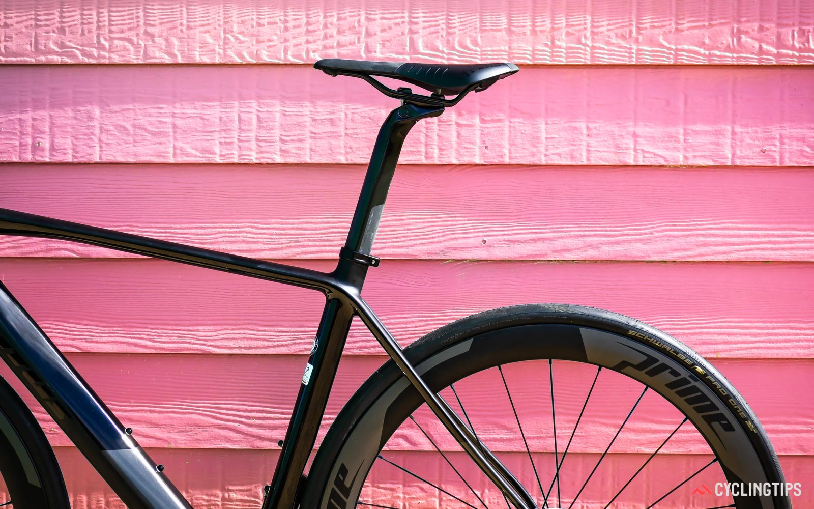 Vitus ZX-1 seat tube and seapost